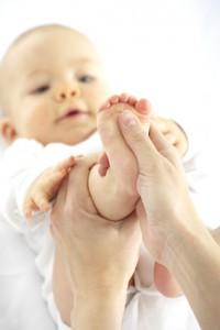 Osteopathie Plathner - Anwendungsbeispiele Säuglinge und Kinder © Hannes Eichinger - Fotolia.com